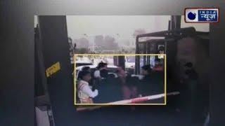 Gurugram: महिला ने टोल कर्मी को क्यों पीटा? - ITVNEWSINDIA