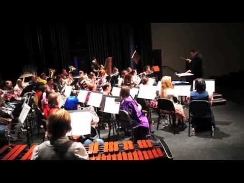 PSYCHO PRELUDE performed by Austin's own Cinematic Symphony