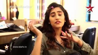 India's Raw Star: Akasa Singh on her music video challenge! - STARPLUS