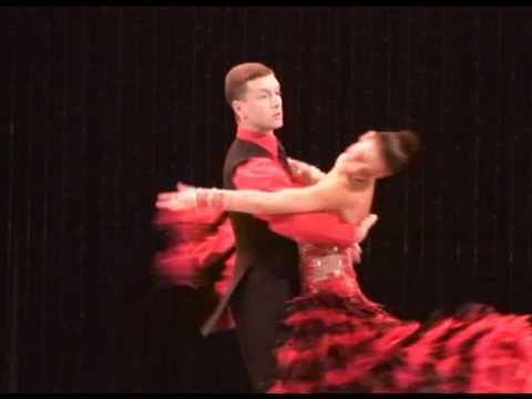 Оленка Левицька - Бальні танці