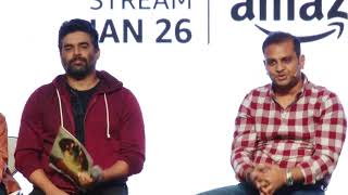 R.Madhavan And All Cast At Launch of Amazon Prime Origional's Webseries Breathe I Part 2 - HUNGAMA