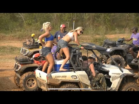 Part 4 Trucks Gone Wild 2014 at Louisiana Mudfest in Colfax, LA