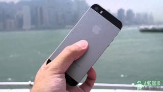 Thử độ bền của iPhone 5S và 5C