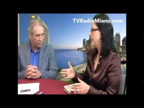 TVRadioMiami- ENTREVISTA a Jackie Garzon proveedora de insumos para fuerzas militares y de seguridad