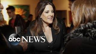 Meet Marianne Williamson, spiritual guru, friend of Oprah's, presidential candidate - ABCNEWS