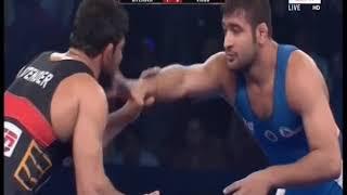 PWL 3 Day 10: Jitender VS OmPrakash Pro Wrestling League at season 3 |Full Match - NEWSXLIVE