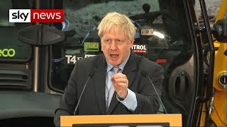 Johnson: Article 50 extension would 'erode trust in politics' - SKYNEWS