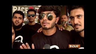Race 3 in cinemas: Salman Khan fans go crazy at Chadan Cinema hall in Mumbai - INDIATV