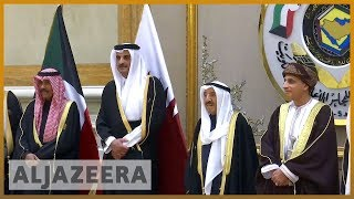 GCC summit opens in Riyadh amid Gulf crisis | Al Jazeera English - ALJAZEERAENGLISH
