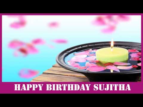 Sujitha   Birthday SPA