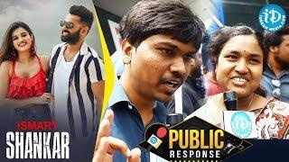 Ismart Shankar Movie Public Response ||Ram Pothineni | Nidhhi Agerwal | Nabha Natesh | IDream Movies - IDREAMMOVIES