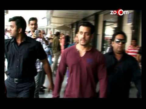 Salman Khan's Concern For Gauhar Khan! - EXCLUSIVE