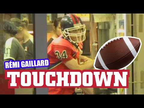 Urban Touchdown (Rmi GAILLARD)