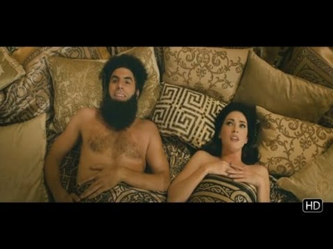 The Dictator Official Trailer 2012 Sacha Baron Cohen