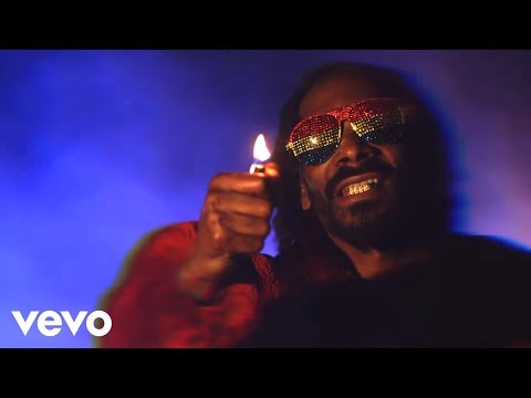 Snoop Lion - Lighters Up ft. Mavado, Popcaan