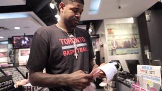Amir Johnson Buying Out Drake's New LP