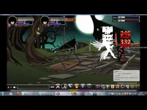 x1 com meu amigo de ninja