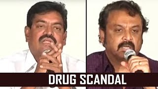 Sivaji Raja And Naresh Interacting With Media About Drug Scandal In Tollywood | TFPC - TFPC