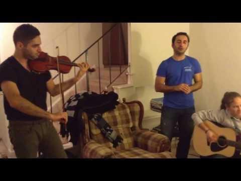 (تو این زمونه)Too In Zamoone covered by UCONN students