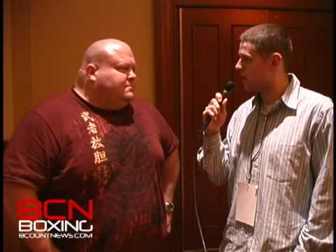 Butterbean Interview