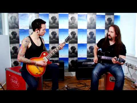 Trivium Meets Dream Theater - a guitar masterclass, part 1