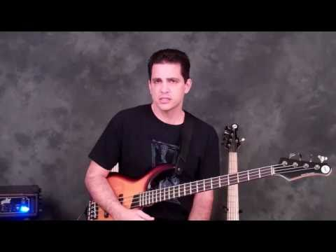 2-Minute Bass Lesson: Slap Groove  8