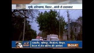Thunderstorm disturbs normal life in western UP, Delhi-NCR; IMD alert for next 48 hours - INDIATV