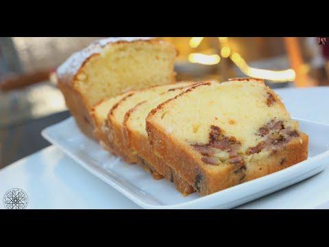 Choumicha : Cake à la banane