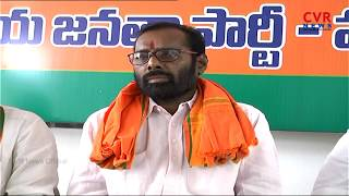 BJP Leader Lakshmi Narayana Speaks To Media Over PM Narendra Modi | CVR News - CVRNEWSOFFICIAL