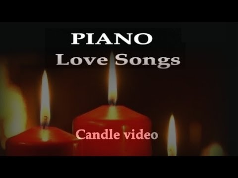 80 min PIANO Love Songs
