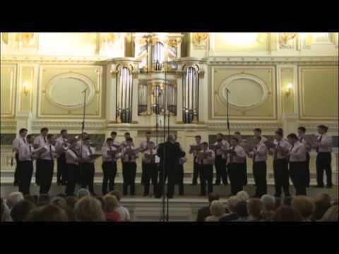 Αργή Δοξολογία Χουρμουζίου, Byzantine Music Choir Ergastiri Psaltikis