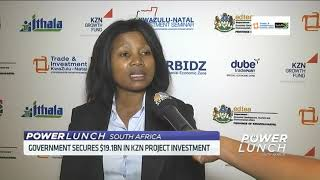 Phumzile Langeno gives update on president Ramaphosa's investment drive - ABNDIGITAL