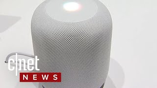 Apple delays HomePod until 2018 - CNETTV