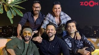 Karan Johar UNSURE about backing Rohit Shetty's Sooryavanshi? - ZOOMDEKHO