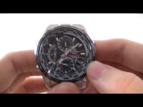 Casio Wave Ceptor Watch EQW-500DBE-1AVER Review - Watch Shop UK