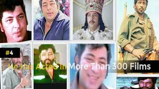 Here Are 10 Interesting Facts About Amjad Khan | Gabbar Singh - HUNGAMA