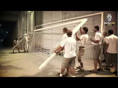 """Juventus Stadium, il """"dietro le quinte"""" delle prove generali - behind the scenes of the test event"""