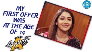 My First Offer Was At The Age Of 14 Years - Actress Sayyeshaa Saigal || Talking Movies with iDream - IDREAMMOVIES
