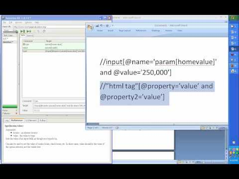 Selenium+JUnit Day3 Tutorial Testing Training Selenium IDE Selenium RC Selenium GRID QTP beginners