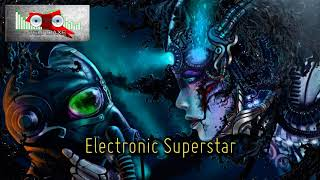 Royalty FreeBackground:Electronic Superstar