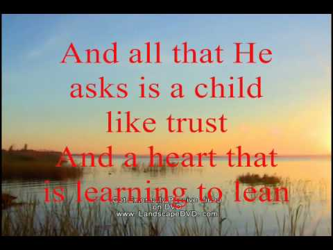 Learning to Lean-Heritage Singers.wmv