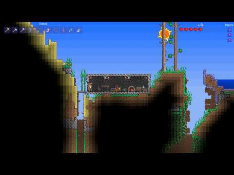 07 - Explorando Terraria - Mega Boss