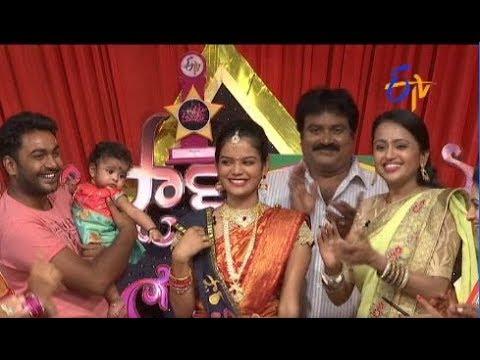 Star Mahila | 29th July 2017 | Full Episode | ETV Telugu | cinevedika.com