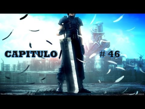 FFVII: Crisis Core | Walkthrough 2.0 En Español | Capitulo 46: Avatar De Genesis Jefe