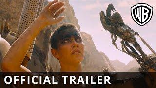 تشارليز ثيرون تهيمن على أحدث اعلانات Mad Max