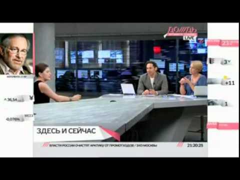 Журнал GQ и ТВ «Дождь» о президенте Грузии