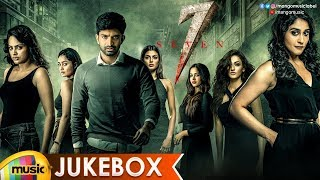 7 Telugu Movie Songs Jukebox | Havish | Regina | Nandita Swetha | Anisha Ambrose | Seven Movie - MANGOMUSIC