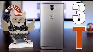 OnePlus 3T - все еще В ШОКЕ от него!!! Обзор и сравнение с Xiaomi и Nubia на русском