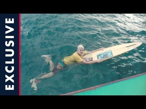 Who is JOB 2.0 - Finless Surfing in Indo - Episode 13