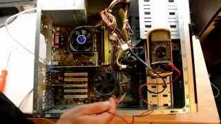 Диагностика и ремонт компьютера (перезагружается все чаще и чаще)